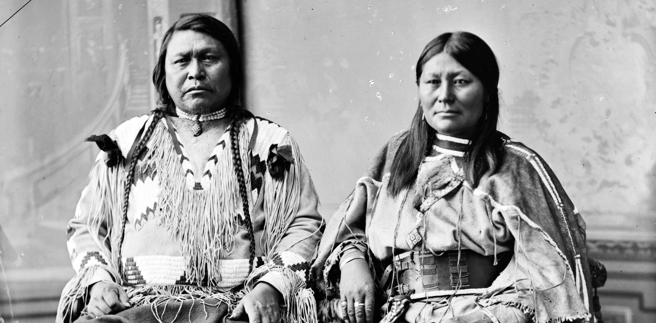 Chief Ouray & Chipeta