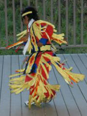 Florissant Fossil Beds to host Tabeguache Ute Dancers