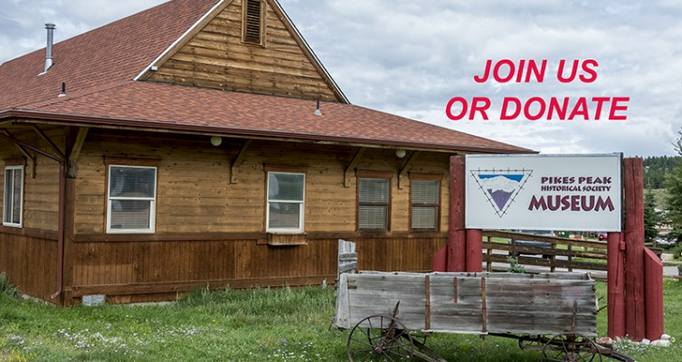 Join the Pikes Peak Historical Society